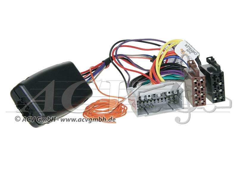 ACV 42-1032-500 Wheel Adapter Chrysler / Jeep -> Blaupunkt