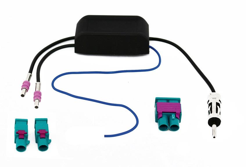 RTA 204.085-0 DIVERSITY Adapter für Geräte mit Single Tuner
