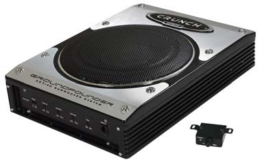 CRUNCH GP800 Active Subwoofer System 20 cm