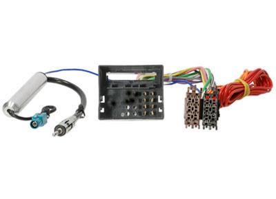 RTA 004.025-0 Tablette de câble adaptateur (Fakra) universel avec un connecteur droit avec alimentation fantôme