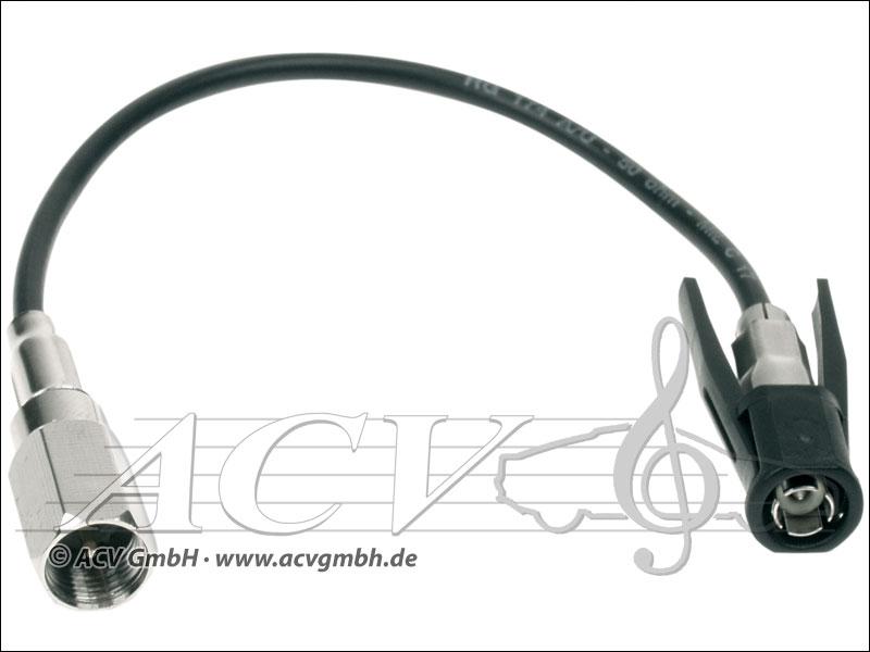 ACV 1502-42 BECKER GPS adapter FME (m) -> WICLIC AK 72 + AK 101