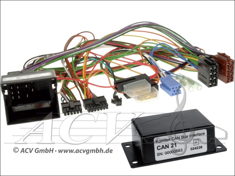 12-1324-10-57 VW CAN-BUS multi-funzione volante + Becker Vari