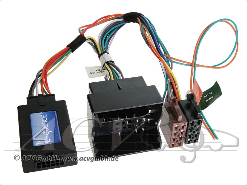 ACV 42-PG-607 CAN-Bus Lenkradadapter Peugeot -> Sony