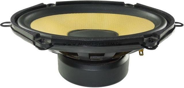 AUDIO SYSTEM AS 507 Tief / Mitteltöner / Midrange Lautsprecher 1 Paar