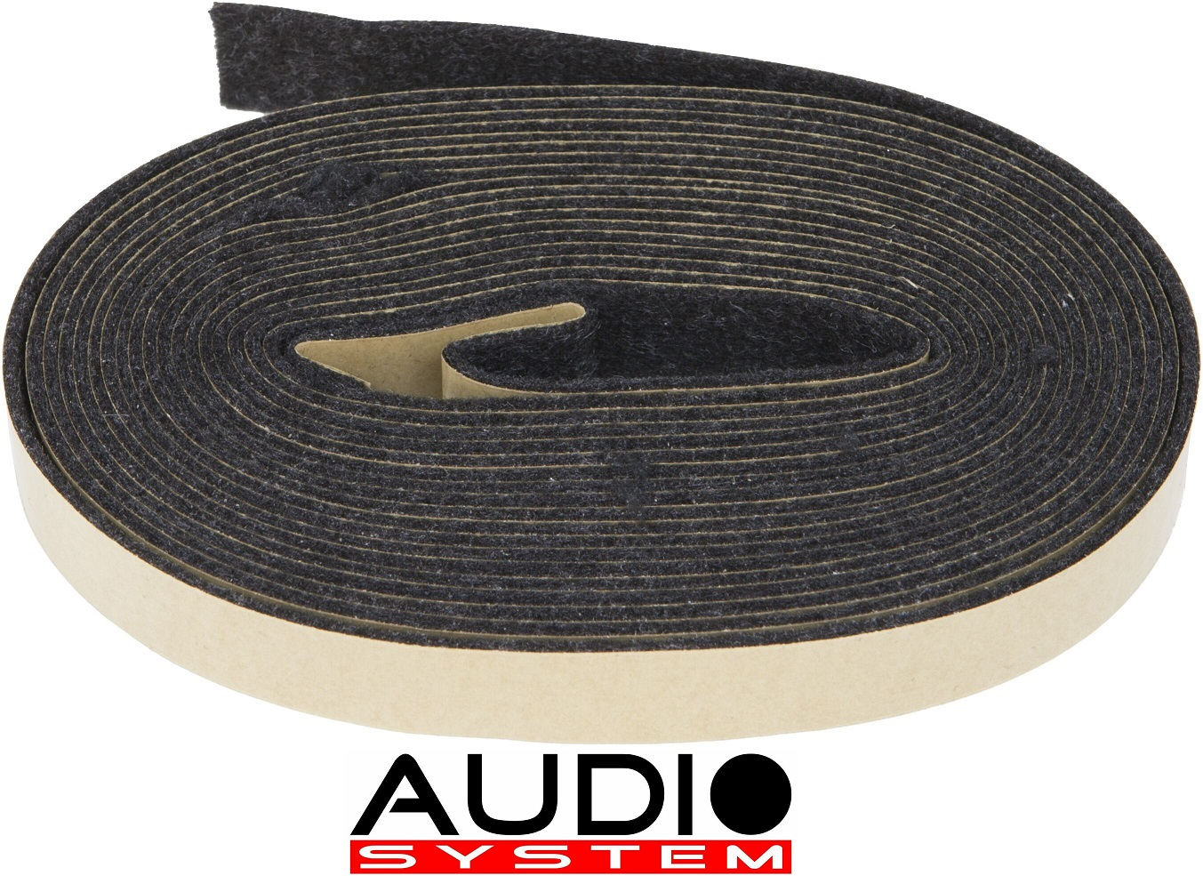 AUDIO SYSTEM SILENCE TAPE Dämm-KLebeband  6 m x 20 mm Dämmaterial MADE in EU
