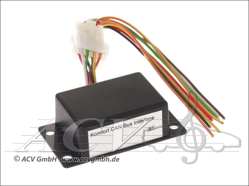 ACV Jaguar JG01 CAN CAN-BUS adapter