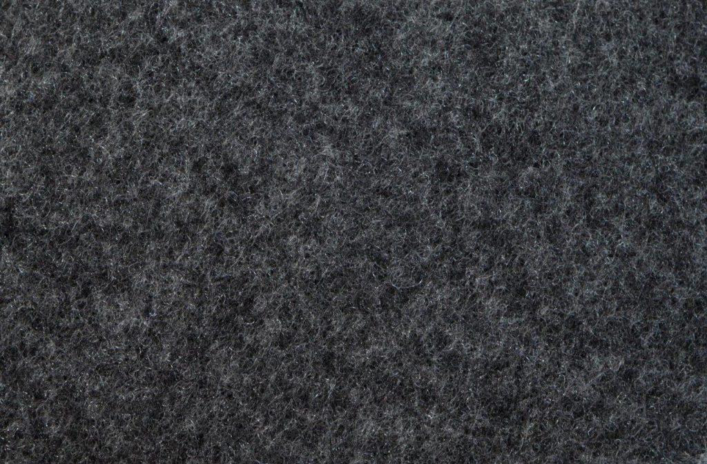 AUDIO SYSTEM Z-FLEECE GREY 009 Bezugsteppich dunkel grau 1,5m x 3m = 4,5 m²