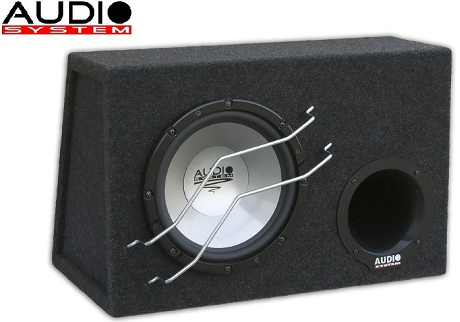 Audio System HX 10 Phase BR bass reflex cabinet with HX10PHASE
