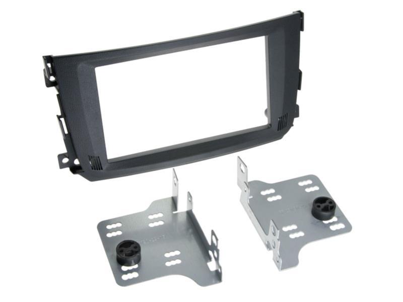 ACV 381190-29 2-DIN RB Smart Fortwo 2010> black