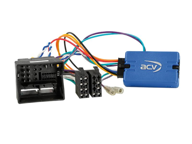ACV 42-SK-404 SWC Skoda Yeti 2014-> > Zenec