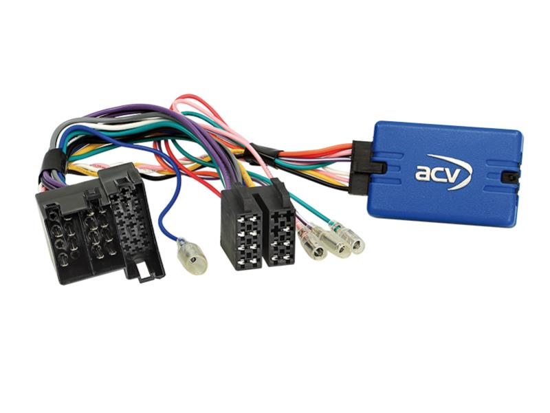 ACV 42-IV-102 SWC Iveco Daily 2014-> > Alpine