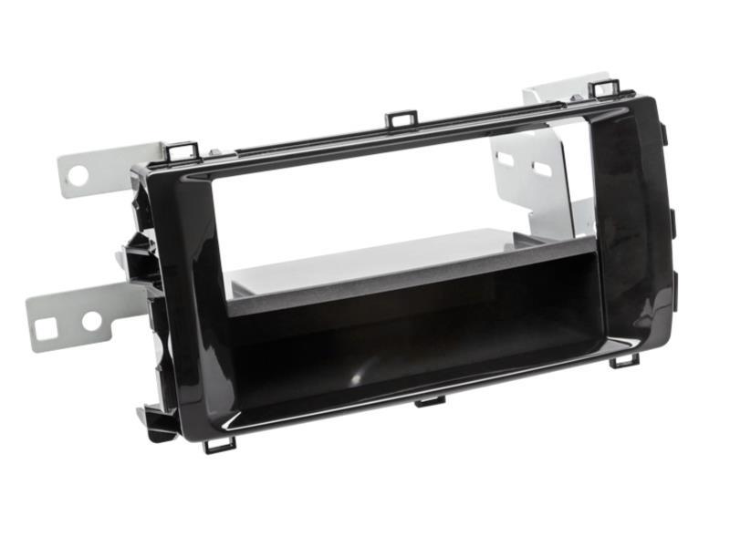 ACV 281300-24 2-DIN RB mit Fach Toyota Auris 2013 > Klavierlack / schwarz