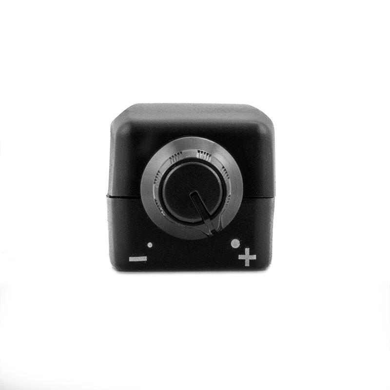 AMPIRE REM-ACTIVE10-SL Ersatz-Pegelregler für ACTIVE8-SL und ACTIVE10-SL Subwoofer  Bassregler, Fernbedienung