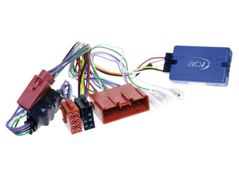 ACV 42-MZ-412 SWC Mazda MX-5 ( Sound System ) > Zenec
