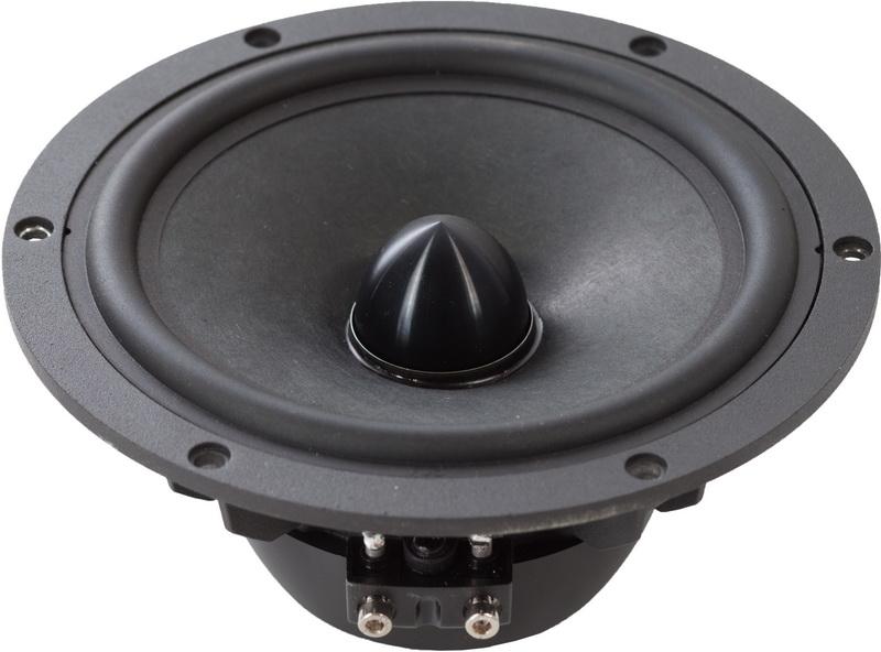 AUDIO SYSTEM AV 165 Tief/Mitteltöner 1 Paar 230 Watt, 16,5cm AVALANCHE-SERIES