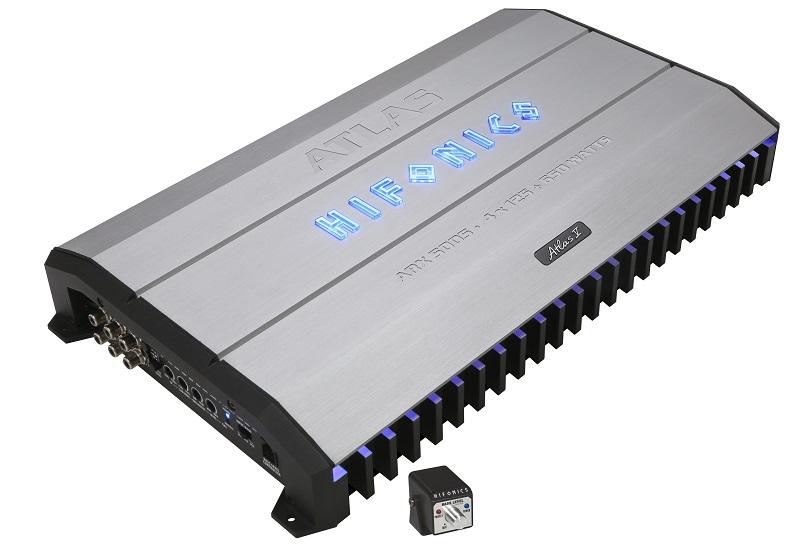 HIFONICS ARX-5005 ATLAS HYBRID AMP
