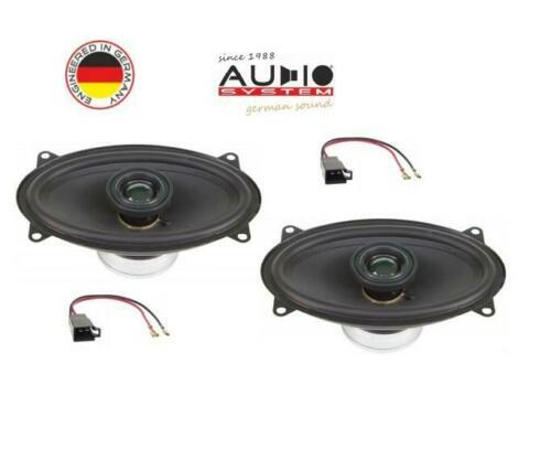 AUDIO SYSTEM XCFIT PORSCHE 924 EVO 85W PERFECT FIT COAX SYSTEM Lautsprecher für PORSCHE 924 1975->