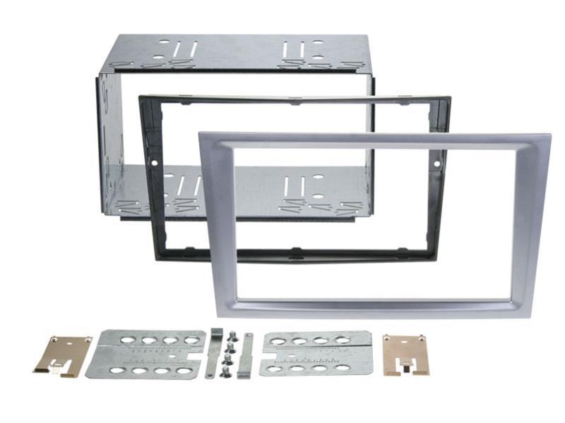 ACV 381230-26-3 2-DIN RB Opel Combo / Corsa / Meriva / Tigra matt-chrom