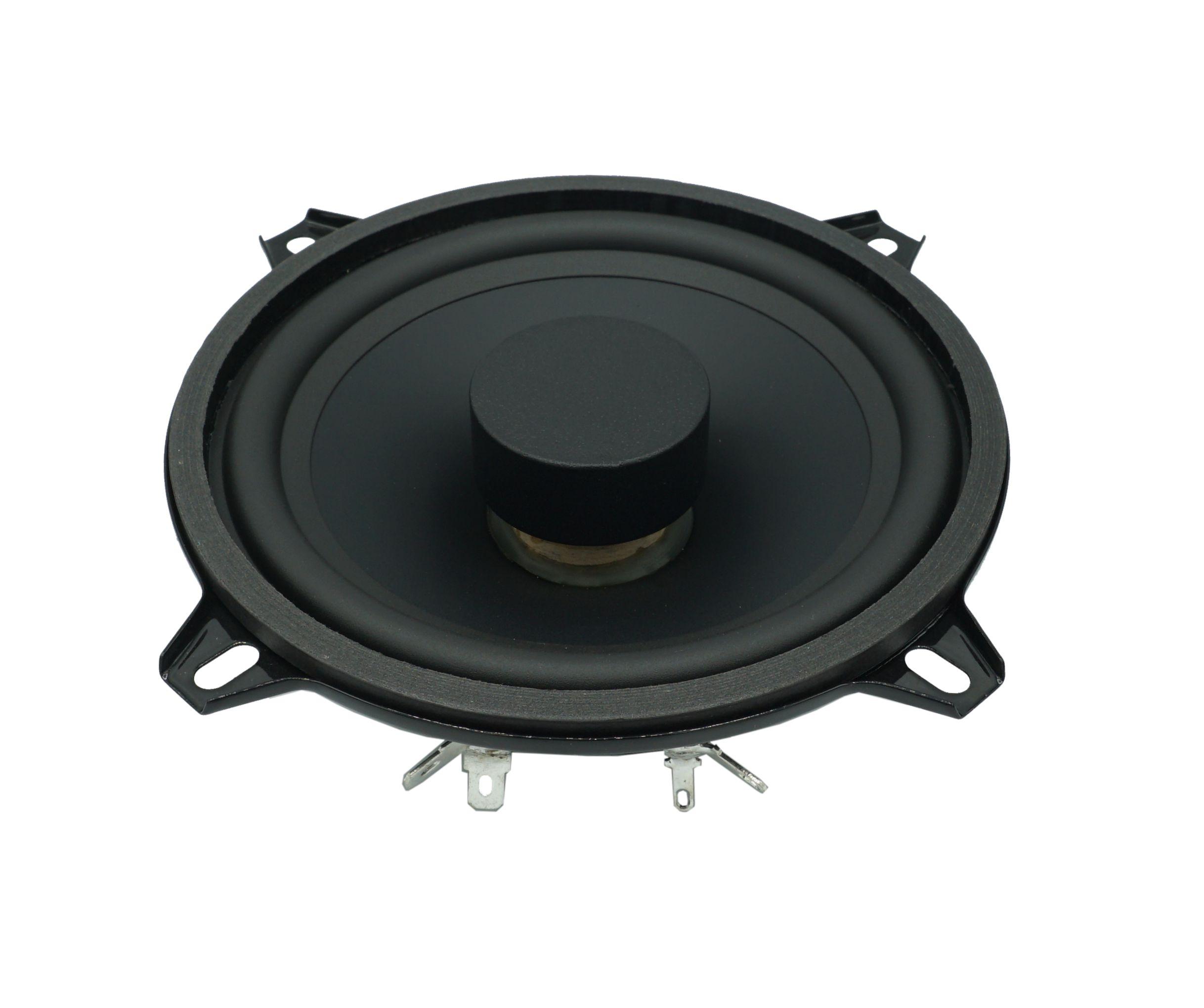 Audio System AS 130 FLAT EVO2 flache Tief / Mitteltöner 240 Watt - 1 Paar