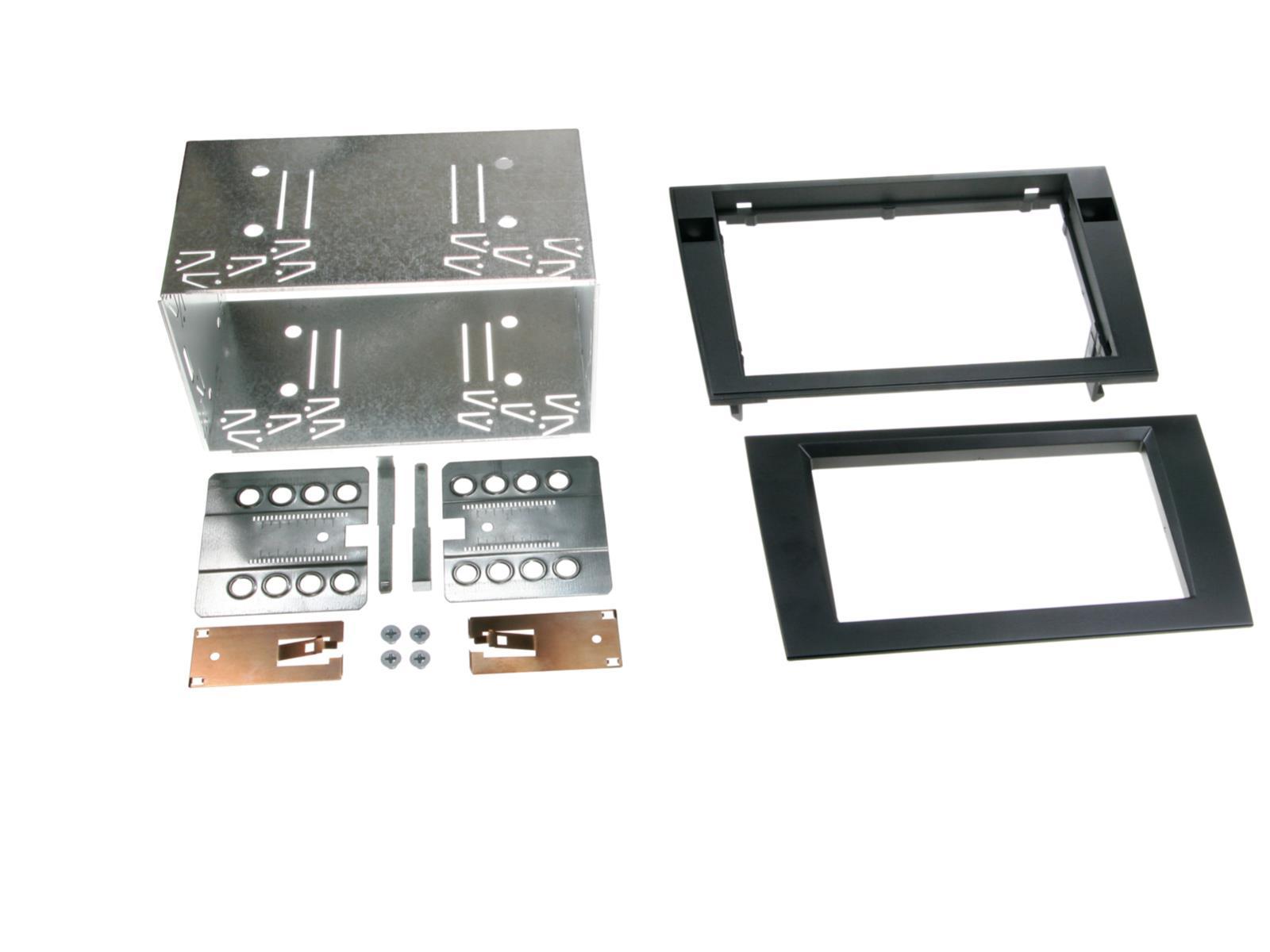 Alpine APF-F391320-15AU 2-DIN Installations-Kit Audi A4 B6/B7 2000-2008, Seat Exeo