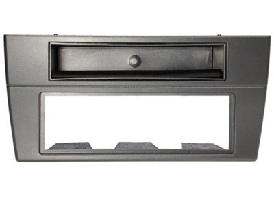 RTA 000.250-0 1 - DIN mounting frame, ABS 3-piece painted gray