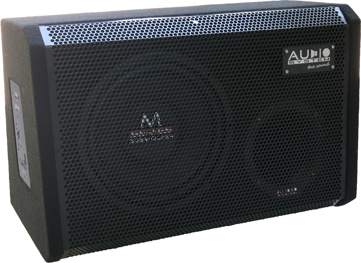 Audio System M 10 ACTIVE Bassreflexgehäuse mit M 10 + CO-200.1 Subwoofer + Monoamplifier