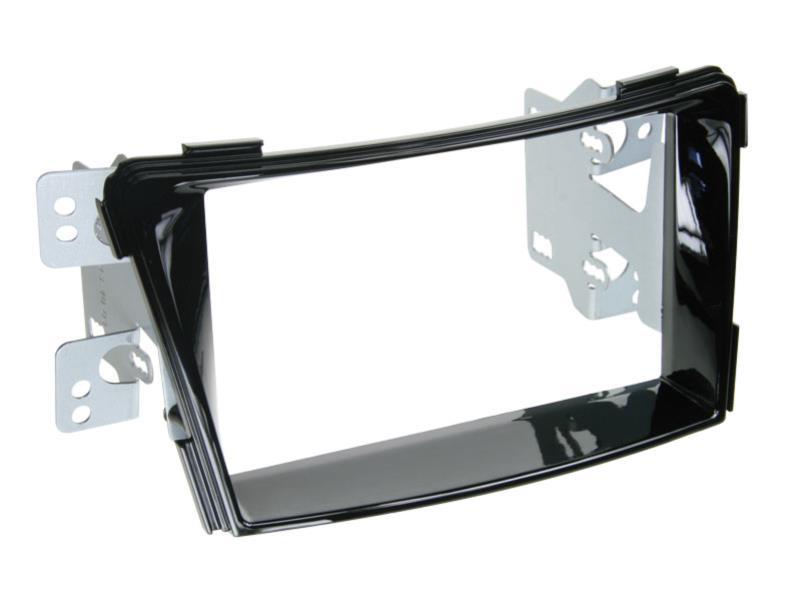 ACV 381143-40-1 2-DIN RB Hyundai i40 2011 > Klavierlack / schwarz
