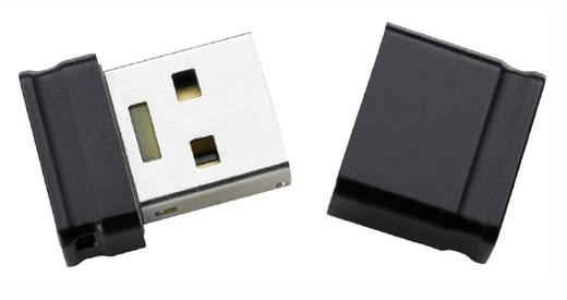 Intenso microSD USB Flash Drive 8GB (MINI)