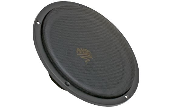 Audio System AS 200 20 cm Subwoofer Free Air AS200 Stückpreis