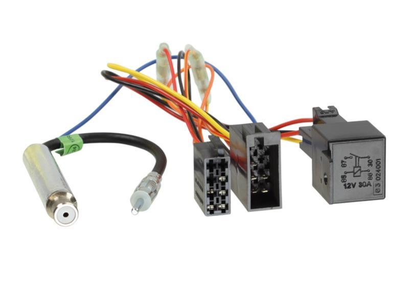 ACV 1321-48 RAK DIN / relay Phamtomeinspeisung Audi / Seat / Skoda / VW