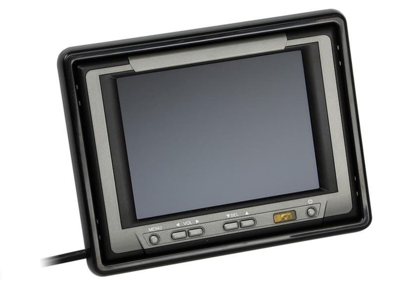 "ACV 771000-6201 5 "" Monitor universal 4 : 3 ( 1 RFK + 2 AV inputs )"