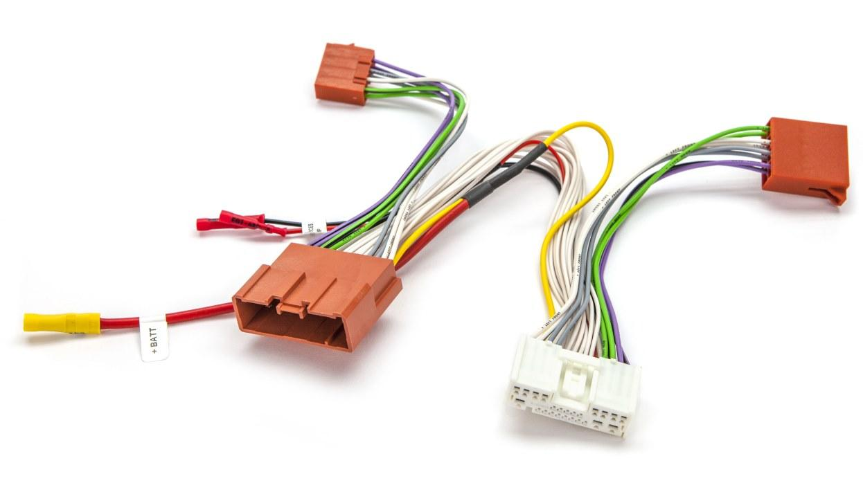 Audison AP T-H MAZ01 Plug&Play T-Kabelsatz Mazda auf AP Endstufen