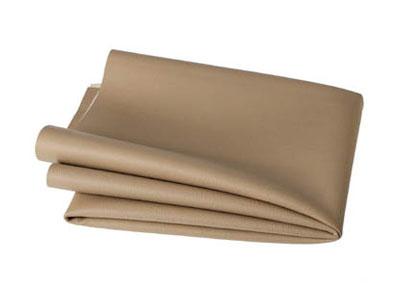 RTA 252.933-0 Kunstleder PVC, Farbe: beige-sand - Breite: 1,37/1,40m - Länge: 70cm