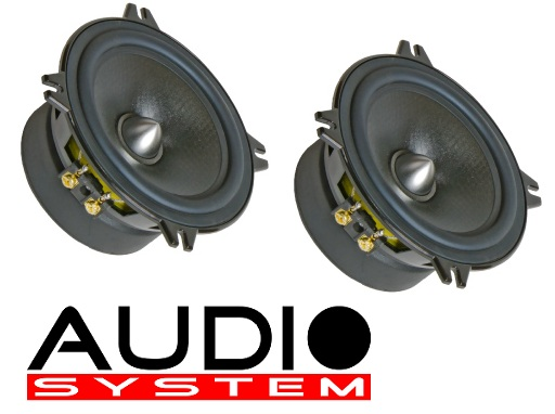Audio System EX 130 PHASE 13cm High-End Tiefmitteltöner