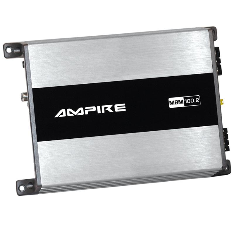 AMPIRE MBM100.2 ampli 2 canaux, 2 x 100 watts, de classe D AMPIRE MPC 100.2