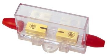 Sinuslive MS-80 Sicherungshalter für MAXI-Stecksicherungen