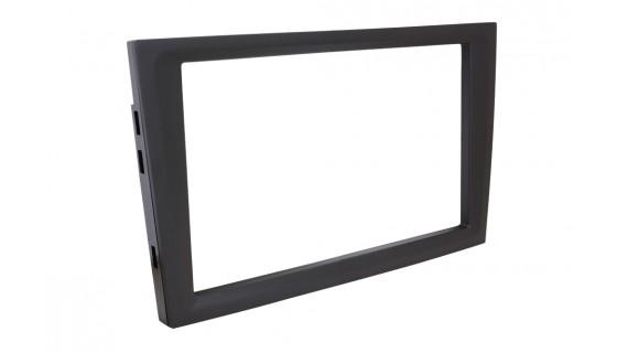 RTA 002.144P1-0 Double DIN lunette senior , noir Opel sans kink 00 >