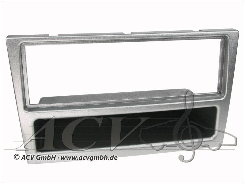 ACV 281230-02 Radioblende Suzuki Wagon R+ dunkelsilber