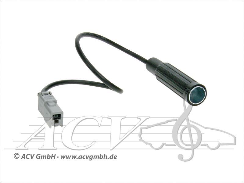 ACV 1543-11 Hyundai / Kia DIN antenna adapter
