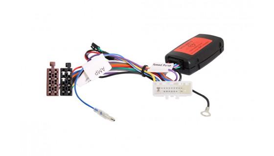 RTA 013.276-0 Quashai ( bouton de téléphone ) Premium volant adaptateur analogique, pour Nissan Navara ( 07 )