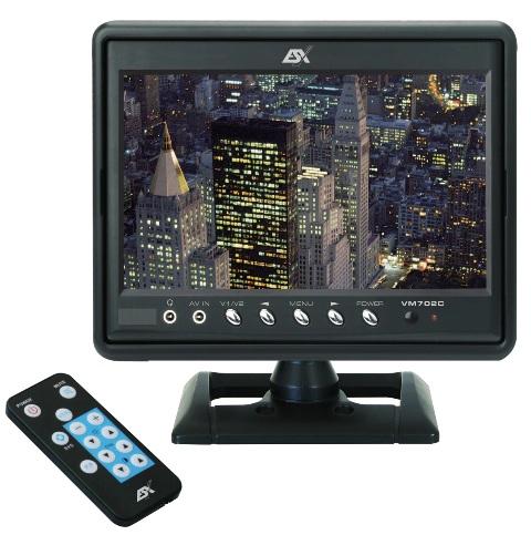 "ESX ESX VM702C 7 ""TFT Monitor VM 702 C"