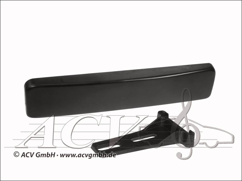 ACV 291114-03 Radioblende Rubber Touch Ford Fiesta / Mondeo / Focus / Cougar /