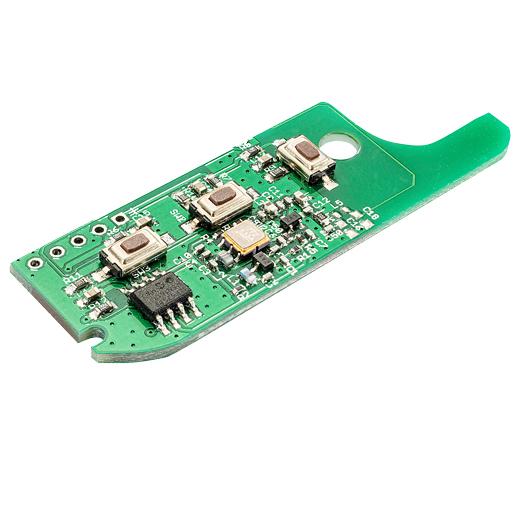 "Thitronik 101052 ""safe.lock"" Umrüstplatine für Fahrzeugschlüssel Ducato Key"