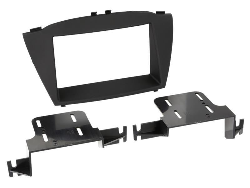 ACV 381143-36 2-DIN RB Hyundai ix35 2013-> schwarz