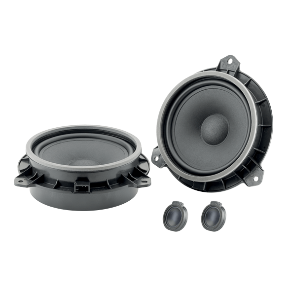 Focal ISTOY165 Inside 2-Wege Compo Lautsprecher 165mm für Toyota, CITROEN, LEXUS, PEUGEOT, SUBARU