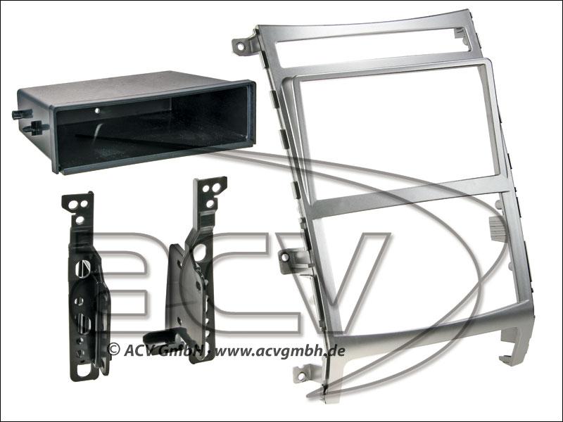 ACV 281143-55 Double DIN installation kit Hyundai ix55 / Vera Cruz 2007 ->