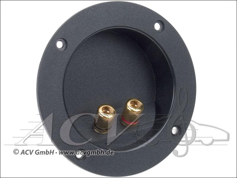 ACV 30.4060-00 Lautsprecherterminal