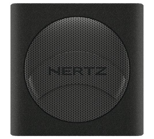 Hertz Dieci DBA 200.3 - 20 cm Aktivsubwoofer DBA200.3 ACTIVE SUB BOX - Ausstellungsstück