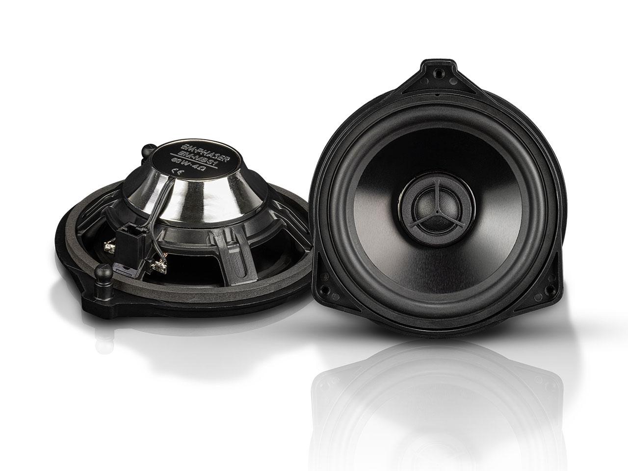 EMPHASER EM-MBS1 Plug & Play Koaxialsystem für Mercedes-Benz W205, C205, A205, X253, C253, W213, S213, C238, A238, W222