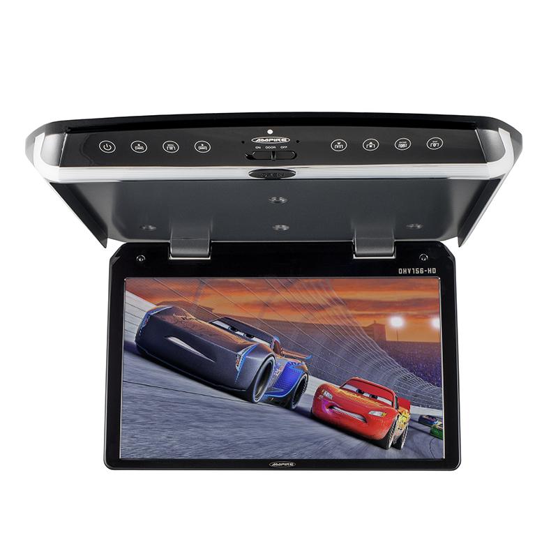 """AMPIRE OHV156-HD Full-HD Deckenmonitor 39.6cm (15.6"""") mit HDMI-Eingang"""